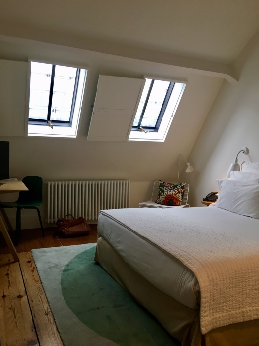Hotel des Galeries Brussels Review
